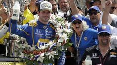 Indianapolis 500: Alexander Rossi wins 100th staging of famous oval race