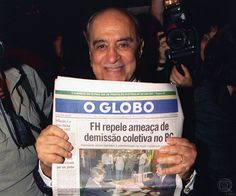 O que deu errado no crime perfeito da dupla FHC e Globo.  Por Paulo Nogueira