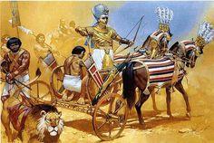 ART OF WAR: WARRIORS OF THE PHARAOHS - Deadliest Blogger - Scout
