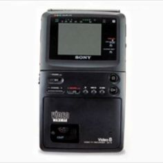 Sony GV-8 First Video Walkman
