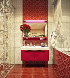 Jaw-droppingly Gorgeous Bathrooms That Combine Vintage With Modern