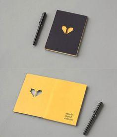 Minke – Brand Design by Studio Atipo - notebook
