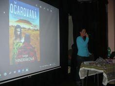 Lecture for children, Úpice, November 2015