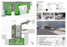 own business, landscape planning, Lovosice city