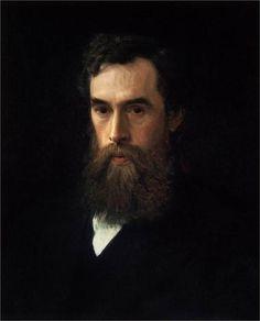 Portrait of Pavel Tretyakov, 1876  Ivan Kramskoy