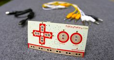 ******* MakeyMakey *******  -DESCRIPTION: Turn everyday objects into touchpads and combine them with the internet. It's a simple Invention Kit for Beginners and Experts doing art, engineering, -COMPLEXITY: Medium