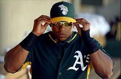 Cespedes #52 #Athletics #Oakland