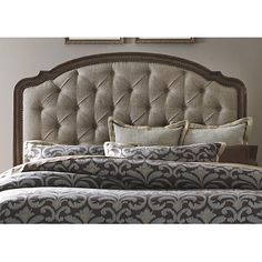 Found it at Wayfair - Clyde Park Upholstered Headboard