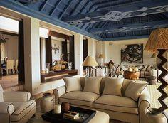 Living room - beautiful decor - ceiling | Alberto Pinto