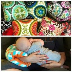 Sewing ideas for new mommies!
