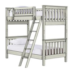 Kendall Twin Over Full Bunk Bed Pottery Barn Kids Sun Valley