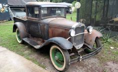 1931 Ford Model A Truck: Where To Start? - http://barnfinds.com/1931-ford-model-a-truck-where-to-start/