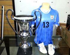 BotafogoDePrimeira: Botafogo exibe pertences que   marcaram carreira d...