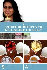 5 Healthy Smoothie Recipes To Kick Start Your Day! Healthy Smoothies, Smoothie Recipes, Kid Friendly Meals, Mom Blogs, Clean Eating, Kicks, Breakfast, Day, Blogging