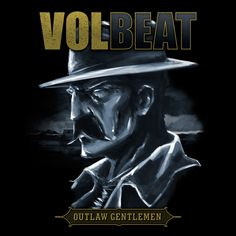 Volbeat - Shop - Outlaw Gentlemen - Volbeat - T-Shirt - Merch