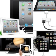 How to use iPad mirroring at home