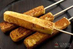 Receita de Queijo coalho com mel em receitas de salgados, veja essa e outras receitas aqui!