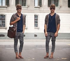 Born this way... (by Gabriel Wulf) http://lookbook.nu/look/2125927-born-this-way