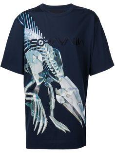 Sorayama Dinosour t-shirt