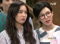 Read diecinueve from the story wenrene; Seulgi, Kpop Girl Groups, Kpop Girls, Otp, Memes Funny Faces, Wendy Red Velvet, Girl Memes, New Glasses, Happy Pills