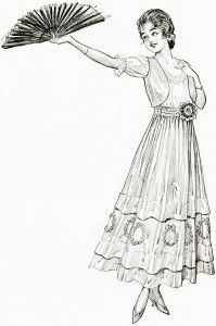 Old Design Shop ~ free digital image: vintage fashion 1915