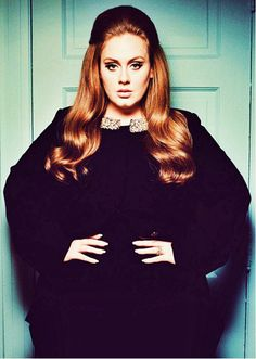 Lovely shot of Adele! Check out my blog for more body positivity :)