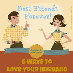 5 Ways to Love Your Husband,Kay Arthur,best friends,bff