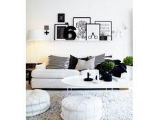 Ein Zeitlos Klassischer Interior Stil : Monochrom – www.simplyshanicexo.com