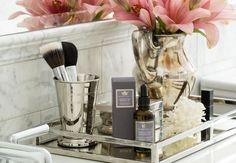 onde comprar bandejas de espelho prata perfumes lavabo borboletas na carteira-3