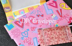 DIY Paper Crafting and Engineering Envelopes
