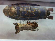 Ideas for steampunk fantasy art deviantart inspiration Steampunk Ship, Design Steampunk, Steampunk Artwork, Zeppelin, Warhammer Online, Flying Ship, Warhammer Fantasy, Dieselpunk, Oeuvre D'art