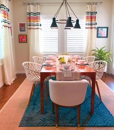 A gallery of photos of interior designs by Shauna Glenn Design. Bohemian Interior, Bohemian Decor, Boho, Southwestern Bedroom, Living Room Decor On A Budget, Interior Decorating, Interior Design, Eclectic Design, Home Decor Inspiration