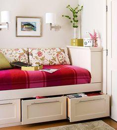 Makeshift Crafts Room