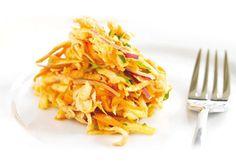 Kumara and Carrot Salad