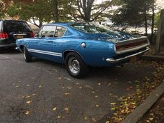 Spotless 68 'cuda. Cold Spring New York