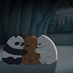 We Bare Bears Comfort We Bare Bears Wallpapers, Panda Wallpapers, Cute Cartoon Wallpapers, Cute Wallpaper Backgrounds, Disney Wallpaper, Ice Bear We Bare Bears, 3 Bears, Cute Bears, Bear Cartoon
