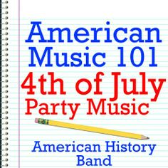 4th of july party songs 2012