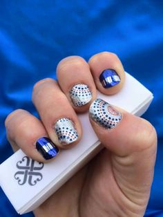 Kaboom  #nails #nailart #naildesign #beautyinthebag