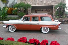 1957 PACKARD CLIPPER Lot 798 | Barrett-Jackson Auction Company