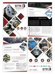 Company Profile Designers South Africa   Order Yours Now   Web Devine Brochure Design Layouts, Brochure Template, Flyer Template, Company Profile Template, Company Profile Design, Corporate Profile, Business Profile, Engineering Companies, Booklet Design