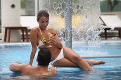 Augusta Spa Resort (Sanxenxo) Resort Spa, Bikinis, Swimwear, Fashion, Green, Bathing Suits, Moda, Swimsuits, Fashion Styles
