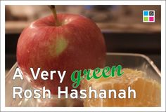 On Rosh Hashanah, we celebrate the New Year and give thanks for the creation of our world. We dedicate time to family and friends and we reflect on our past year and celebrate the start of the new year.