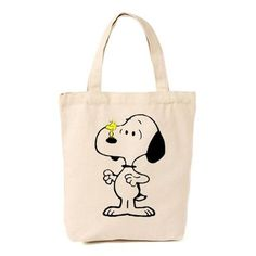 Snoopy Peanuts Shopping Cotton Bag Canvas Tote Bag With Zipper Printed Tote Bags, Cotton Tote Bags, Canvas Tote Bags, Reusable Tote Bags, Painted Bags, Charlie Brown And Snoopy, Jute Bags, Coin Bag, Cool Backpacks