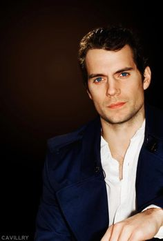 Henry, British GQ mag....lord thank you for henry Cavill