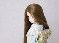 "Kimono doll ""Jenny's friend"" from Japan."
