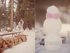 Amazingly cute winter wedding shoot by Carly Mitchell Photography Winter Wedding Inspiration, Engagement Photo Inspiration, Winter Engagement, Engagement Photos, Outdoor Skating Rink, Boho Deco, Couples In Love, Wedding Shoot, Damask