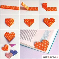 Cute bookmarkers