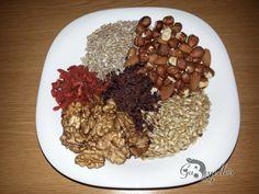 Gustare crocanta cu boabe de cacao organice Niavis