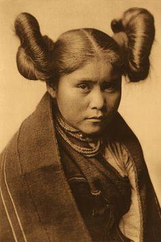 Hopi Edward Curtis Native American History Photos Tribes