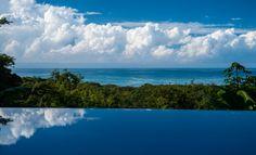 Casa Chameleon Hotel pool view